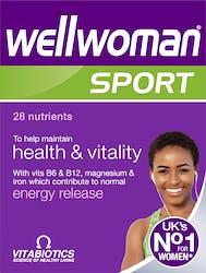 Vitabiotics Wellwoman Sport Tablets 30s