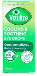 Vizulize Cooling And Soothing Eyedrops 10ml