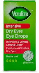 Vizulize Intensive Dry Eye Drops 10ml