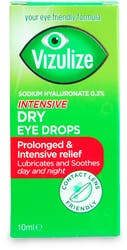 Vizulize Intensive Dry Eye Drops 10ml