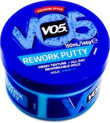 VO5 Rework Putty 150ml/146g