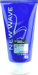 Wella New Wave Ultimate Effects Styling Steel Gel 150ml