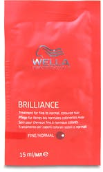 Wella Professional Moisturizing Treatment Brilliance Fine/Normal Hair 15ml