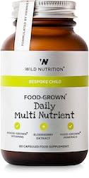 Wild Nutrition Children's Food-Grown Daily Multi Nutrient 60 caps