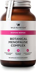 Wild Nutrition Food-Grown Menopause Complex 60 caps