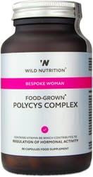Wild Nutrition Food-Grown Polycys Complex 90 Capsules