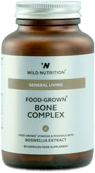Wild Nutrition Food-GrownBone Complex 90 Capsules
