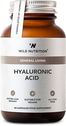Wild Nutrition Hyaluronic Acid 30 Capsules
