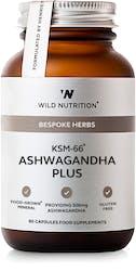 Wild Nutrition Ksm-66 Ashwagandha Plus  60 caps