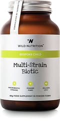 Wild Nutrition Multi-Strain Biotic (Children) 90 gms