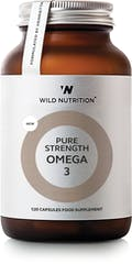 Wild Nutrition Pure Strength Omega 3  120 caps