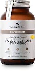 Wild Nutrition Turmaforte Full Spectrum Turmeric 60 caps