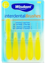 Wisdom Interdental Brushes 0.7mm 5s