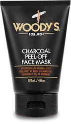 Woody's Charcoal Peel off Face Mask