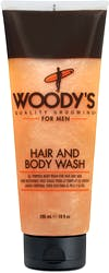 Woody's Grooming Hair and Body Wash 296ml