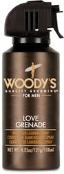 Woody's Grooming Love Grenade Body and Laundry Spray 150ml