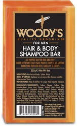 Woody's Hair & Body Shampoo Bar 227g