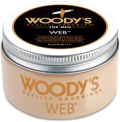 Woody's Text Web Hair Pomade