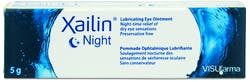 Xailin Night Lubricating Eye Ointment 5g